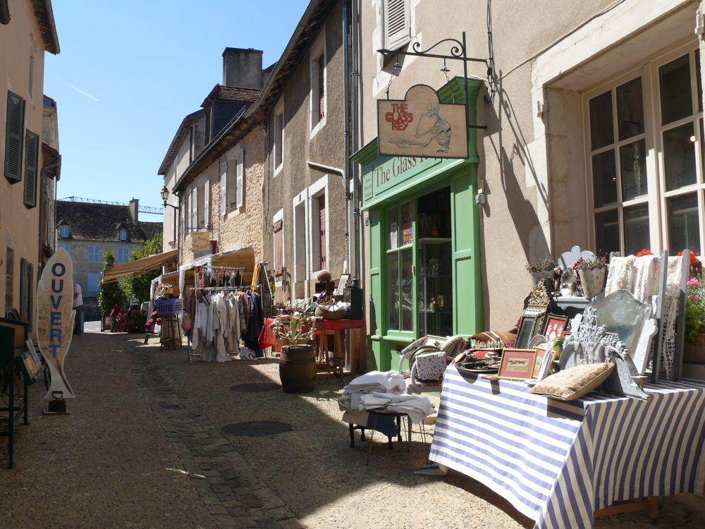 Cité de l'Ecrit - Rue de la Poelerie
