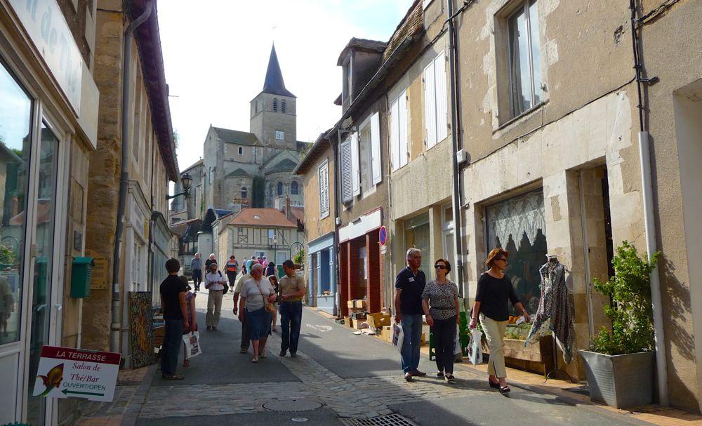 Cité de l'Ecrit - Rue du Vieux Pont