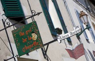 Librairie «Au Cri de la Chouette»