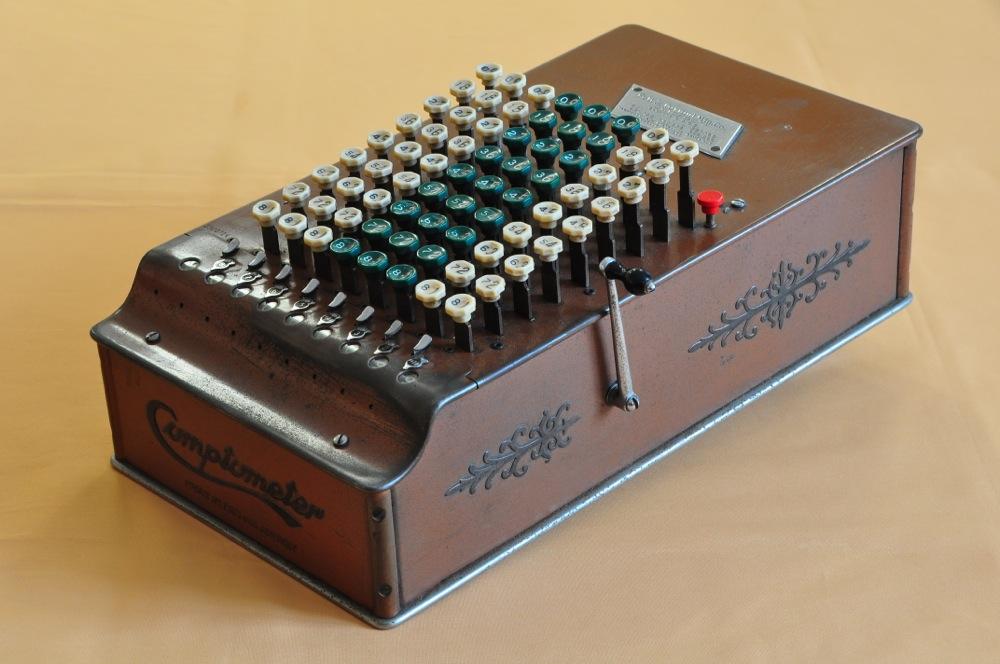 Comptometer 1887