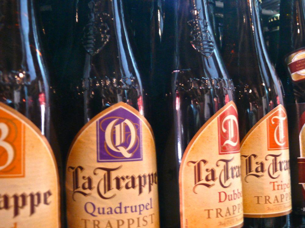 De la Trappe aux Livres - bières