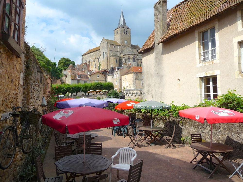 La Terrasse | La Cité De L'Ecrit À Montmorillon