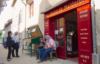 Librairie «Les Chants de Maldoror»