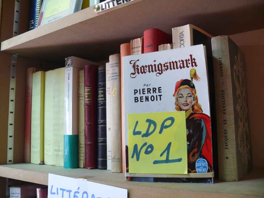 Librairie de l'Octogone - Montmorillon-04