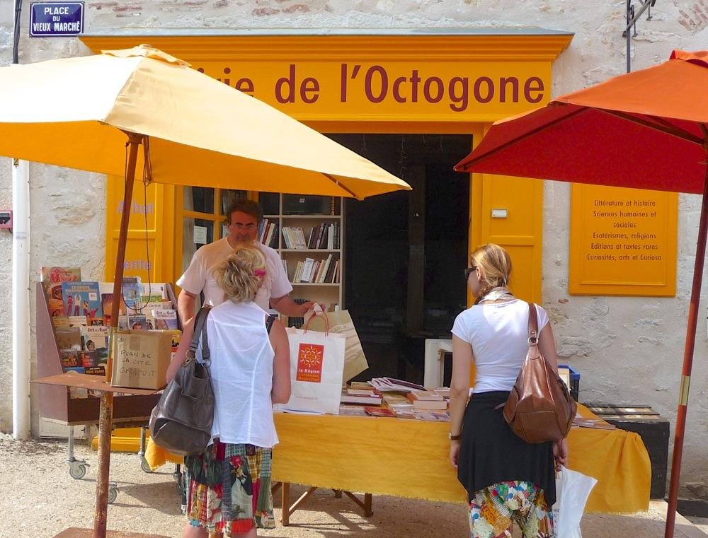 Librairie de l'Octogone Montmorillon