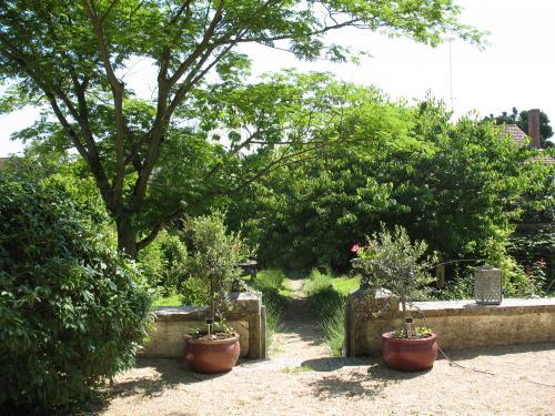 Au fil des mots - Maison d'hôtes Montmorillon-Terrasse