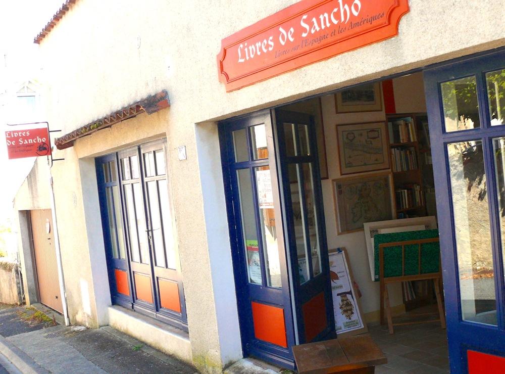 Livres de Sancho - Livres sur l'Espagne et les Amériques - 15