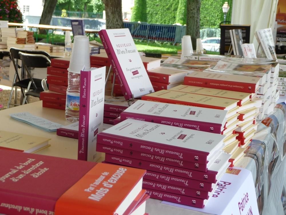 Salon du Livre 2013-11