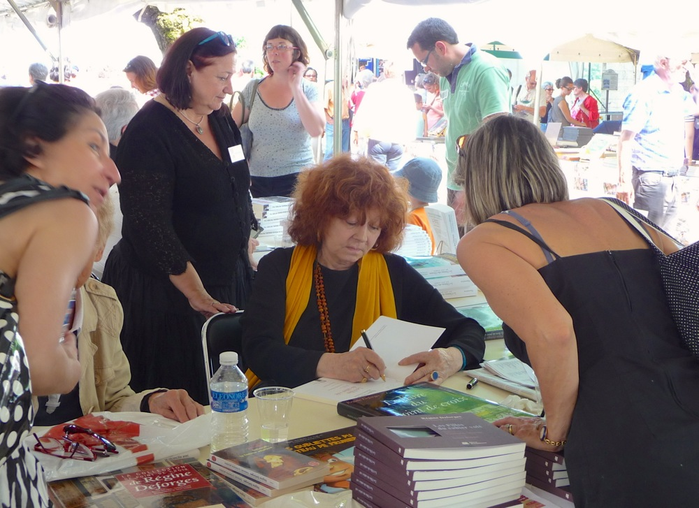 Salon du Livre Montmorillon 2013-3