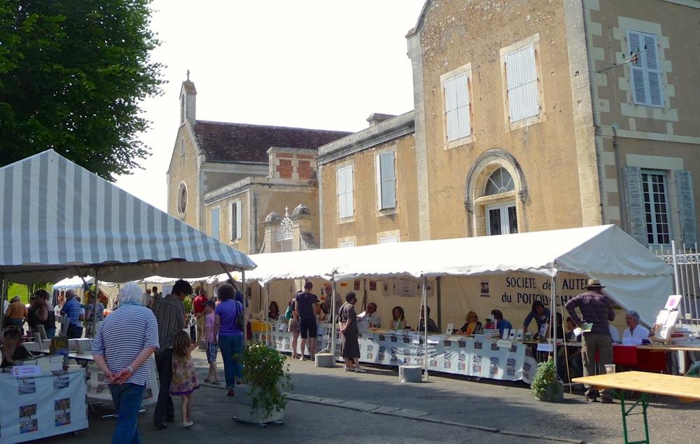 Salon du Livre Montmorillon 2013-4