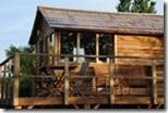 Hébergement en bois Les Chambres de la Loge