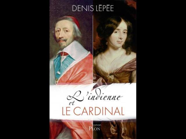 L'Indienne et le Cardinal de Denis Lépée