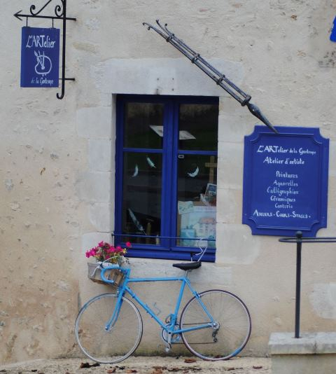 bicyclette b 1