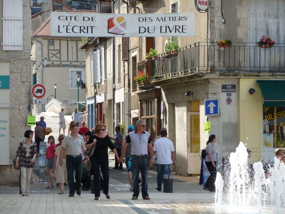 Cité de l'Ecrit - Place Maréchal Leclerc