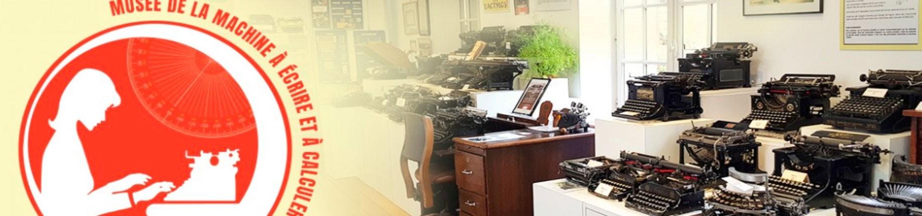 Le Musée de la Machine à Écrire et à Calculer