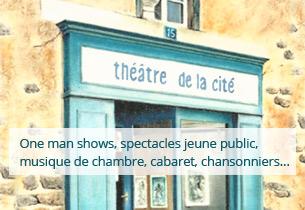 Théâtre de la Cité à Montmorillon