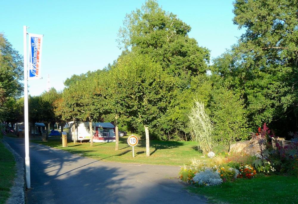 Camping Montmorillon-1