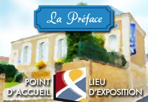 La Préface - Point d'accueil de la Cité de l'Ecrit
