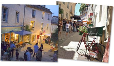 montmorillon-streets