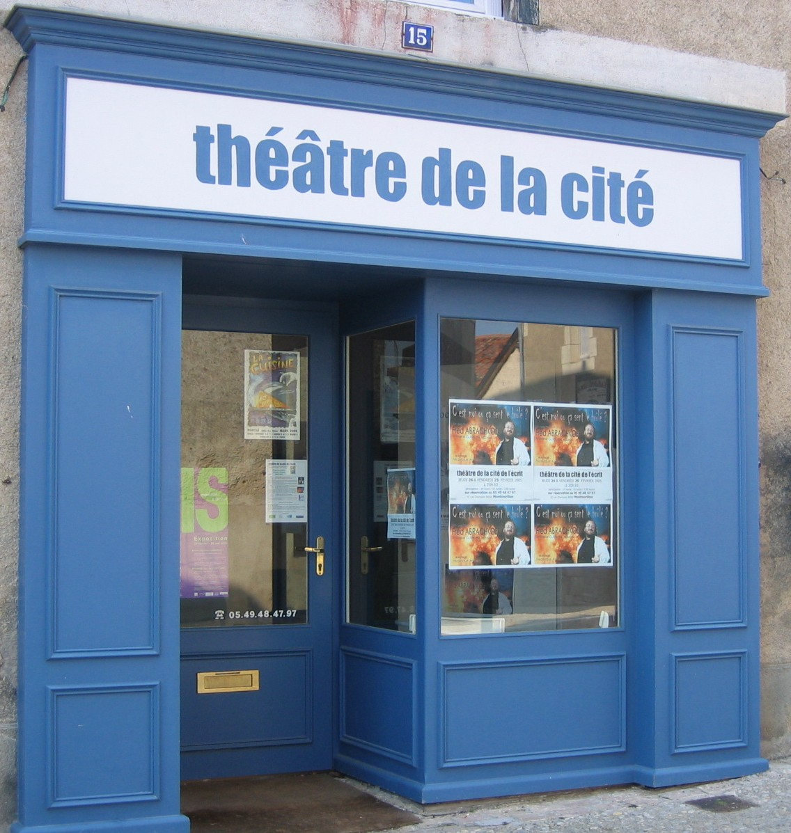 photo théâtre