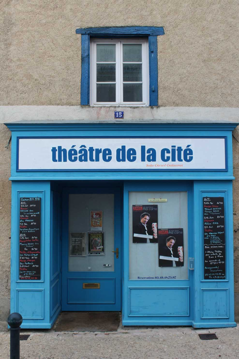 Théatre Cité