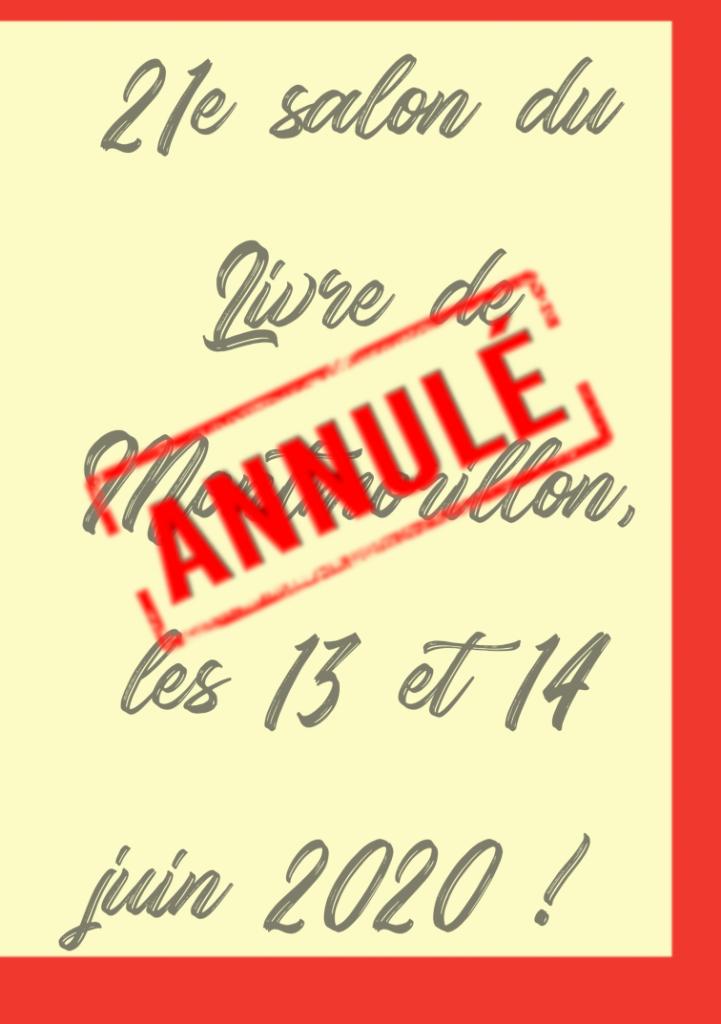 temporaire salon livre 2020 - pour site cité annulé